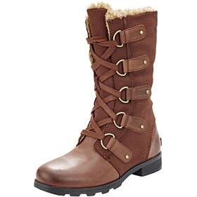 Sorel Emelie Lace Stivali Donna marrone